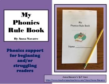 Phonics Rule Book