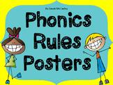 Phonics Rules Posters
