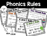 Phonics Rules Set 1