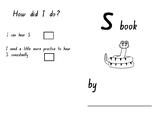 Phonics SATPIN mini book - S