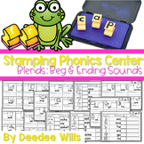 Phonics STAMPING Center ~ Blends!