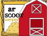 Phonics Scoot: AR pattern FREEBIE