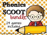 Phonics Scoot Bundle