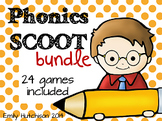 Phonics Scoot Bundle