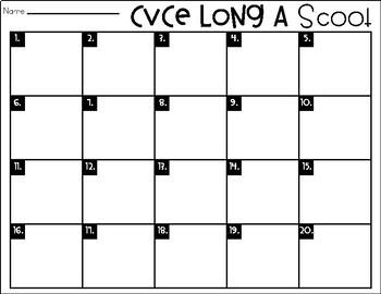 Phonics Scoot:CVCe-Long A