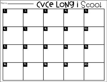 Phonics Scoot: CVCe Long I