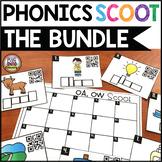 Phonics Scoot: The Bundle