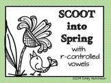 Phonics Scoot: R-controlled Vowels
