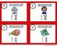 Phonics Scoot Task Cards: Short Vowel A Set