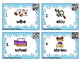 Phonics Scrambles Task Cards: Long U Vowel Teams Set