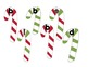 Phonics: Segmenting CVC Sounds Using Candy Canes and Stockings