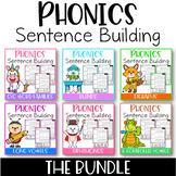 Phonics Sentence Building (THE BUNDLE)
