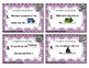 Phonics Sentence Task Cards: Ending Digraphs Set