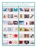 Phonics Short A Vowel Sound Worksheet