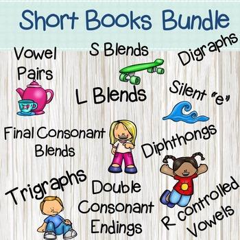 Phonics Short Books