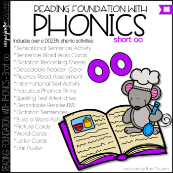 Phonics - Short OO - Reading Foundation with Phonics