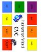 Nonsense Words Racecar Game Boards: CVC, CVCC, CCVC, CVCe, CCVCC