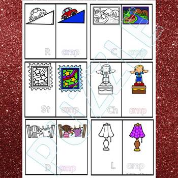 "Phonics ""Short Vowel Word Families"" (Puzzle Cards)"