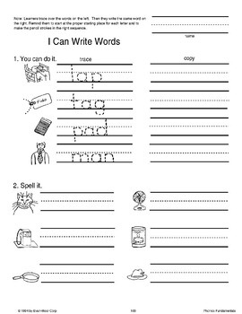 Phonics: Short Vowel Words