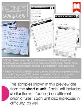 Phonics Bundle - Short Vowels - Reading Foundational Skills