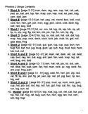 BINGO Phonics Short Vowels Book