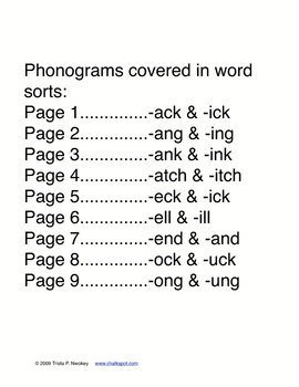 Word Sorts 2: Cut and Paste Short Vowel Words (CCSS Aligned)