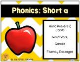 Phonics: Short a