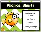 Phonics: Short i