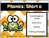 Phonics: Short o
