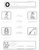 Phonics - Short o CVC Worksheets