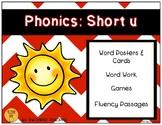 Phonics: Short u