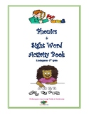 Phonics & Sight Word Activity Book (K-3)