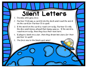 Phonics: Silent Letters GN and GH