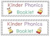 Phonics Skill Booklet