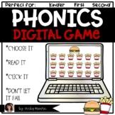 Phonics Skills Digital Game | Distant Learning |