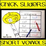 Short Vowel Strips