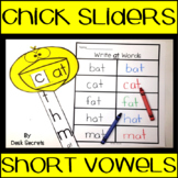 Phonics Sliders