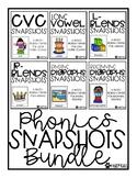 Phonics Snapshots Bundle #BundleBonanza