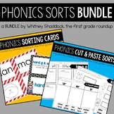 Phonics Sorts BUNDLE