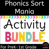 Phonics Sort Mania BUNDLE