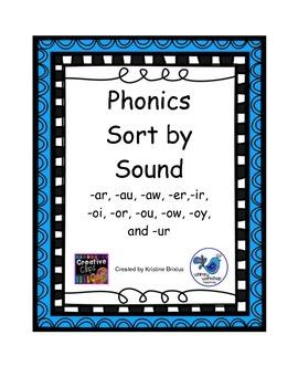 Phonics Sort by Sound