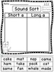 Phonics Sound Word Sorts Worksheets