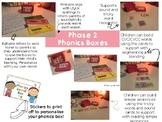 Phonics Sound Boxes Phase 2