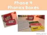 Phonics Sound Boxes Phase 4