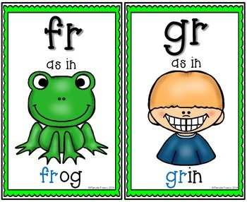 Phonics Sound Cards