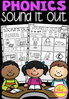 Phonics Sound It Out in NSW Foundation Font ACARA Aligned