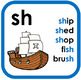 Phonics / Sound Posters. Wall Frieze / Chart (46 different graphemes!)