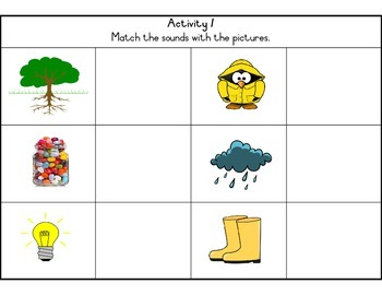 Phonics Sound Practice and Assessment