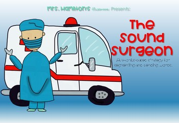 Phonics Sound Surgeon