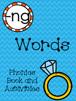 "Phonics Sounds ""ANG"" and ""ING"""